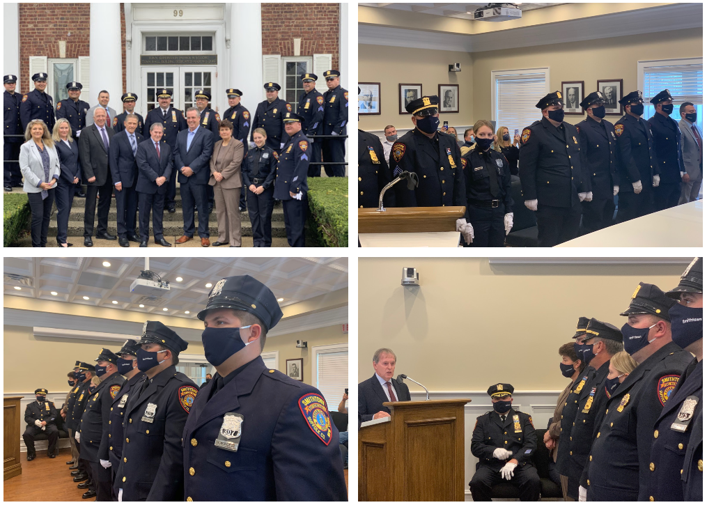 Public Safety Swearing In